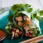 Southwest Grilled Chicken Spring Rolls Recipe