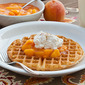 Fresh Peach Topping for Waffles, Pancakes, etc.