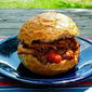 #SundaySupper Labor Day Cookout...Featuring Strawberry BBQ Pulled Pork Sandwiches
