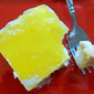 Pineapple Lemon Jello Squares
