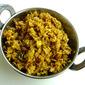 Spiced Tuna Hash/Tuna Puttu