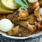 Chicken Bourguignon