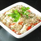 Greek Eggplant Dip (Melitzanosalata) With Walnuts And Mastic