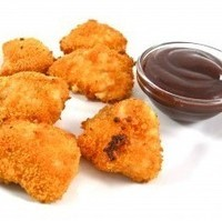 Guilt-free Chicken Nuggets, Oh Yeah