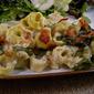 Baked Lemon Tortellini