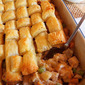 Chicken & Sweet Potato Pot Pie