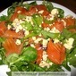 My Best Smoked Salmon And Cheese Salad