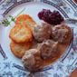 Köttbullar- Swedish Meatballs