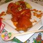 Hungarian Chicken Paprika Stew with Tomatoes (paprikás csirke pörkölt paradicsommal)