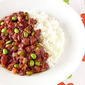 Quick Edamame Keema Curry - Video Recipe