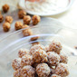 Bibi's Krispy Balls, A Gluten Free Holiday Treat