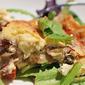 Artichoke, Mushroom Tortino Recipe