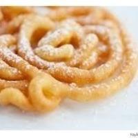 Drechter Koocha (Funnel Cakes)