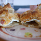 Bacon, Cheese and Egg Pastries for Breakfast Club
