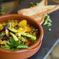 Around the Globe: Vegetarian Paella
