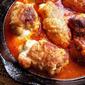 Stovetop Chicken Parmesan Rollatini