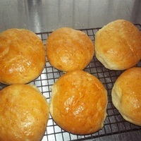 Potato Sandwich Buns