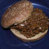 Quick and Easy Sloppy Joes