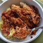 Crispy Chicken Marinara