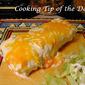 Recipe: Creamy Chicken Enchiladas