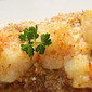 Baked Ranch Coated Bay Scallop Recipe