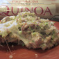 Quinoa Turkey Alfredo Bake