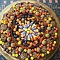 Chocolate Peanut Butter Cookie Pizza- Gluten Free