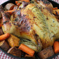 Apple Cider and Rosemary Chicken and A Belle Update