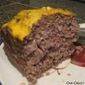 Bacon, Swiss and Mushroom Meatloaf