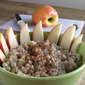 Apple pie oatmeal, and Oatmeal Wars