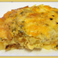 Baked Mexican Omelet - Brunch
