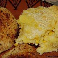 Crock Pot Corn Pudding