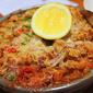 Rajoes Cominho Lemony Portuguese pork stew