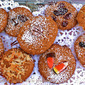 Assorted Pumpkin Cookie Recipe