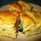 Buttermilk Cornbread with Green Chilies and Cheese