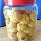 Crispy Pumpkin Cookies