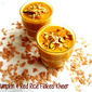 Pumpkin & Red Rice Flakes Kheer~~My Guest Post For Aparna