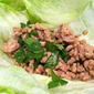 Weeknight Dinner: Thai Pork Wrap-Ups