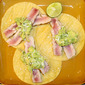 Grilled Tuna Tacos with Guacamole