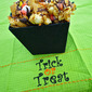 #SundaySupper Trick-or-Treat Halloween Party...Featuring Spooky Good Halloween Snack Mix