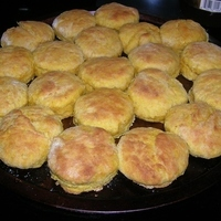 BEST PUMPKIN BISCUITS