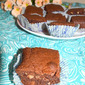 Walnut brownies - easy and quick recipe