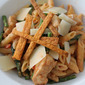 Chipotle Chicken Pasta {SRC}