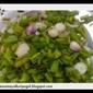 Vengaiya Thaal / Spring Onion Pachadi