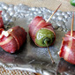 Bacon Wrapped Feta Stuffed Jalapeno Peppers