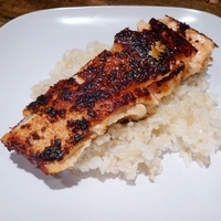 Asian Crusted Salmon
