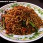Javanese Fried Noodle (Mie Goreng Jawa)