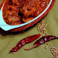 Chicken curry: chettinad style