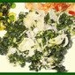Recipe Box # 23 - Spinach Alredo Pasta