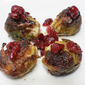 Brussels Sprouts Roasted with Cranberries Balsamic Vinegar and VIDEO